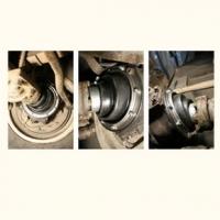 Ремкомплект поворотного кулака н/о УАЗ все модели (2 шт. к-т)