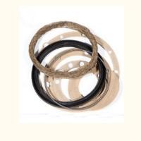 Ремкомплект поворотного кулака (сальник+войлок+прокладки) Полиур